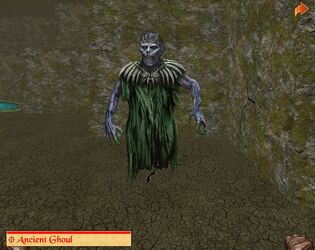 Ancient ghoul