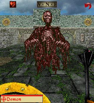 Demon Cemetery Quest - Demon