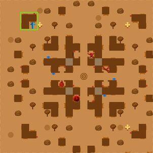Mayor phryn map
