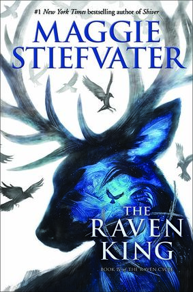The Raven King Cover Official