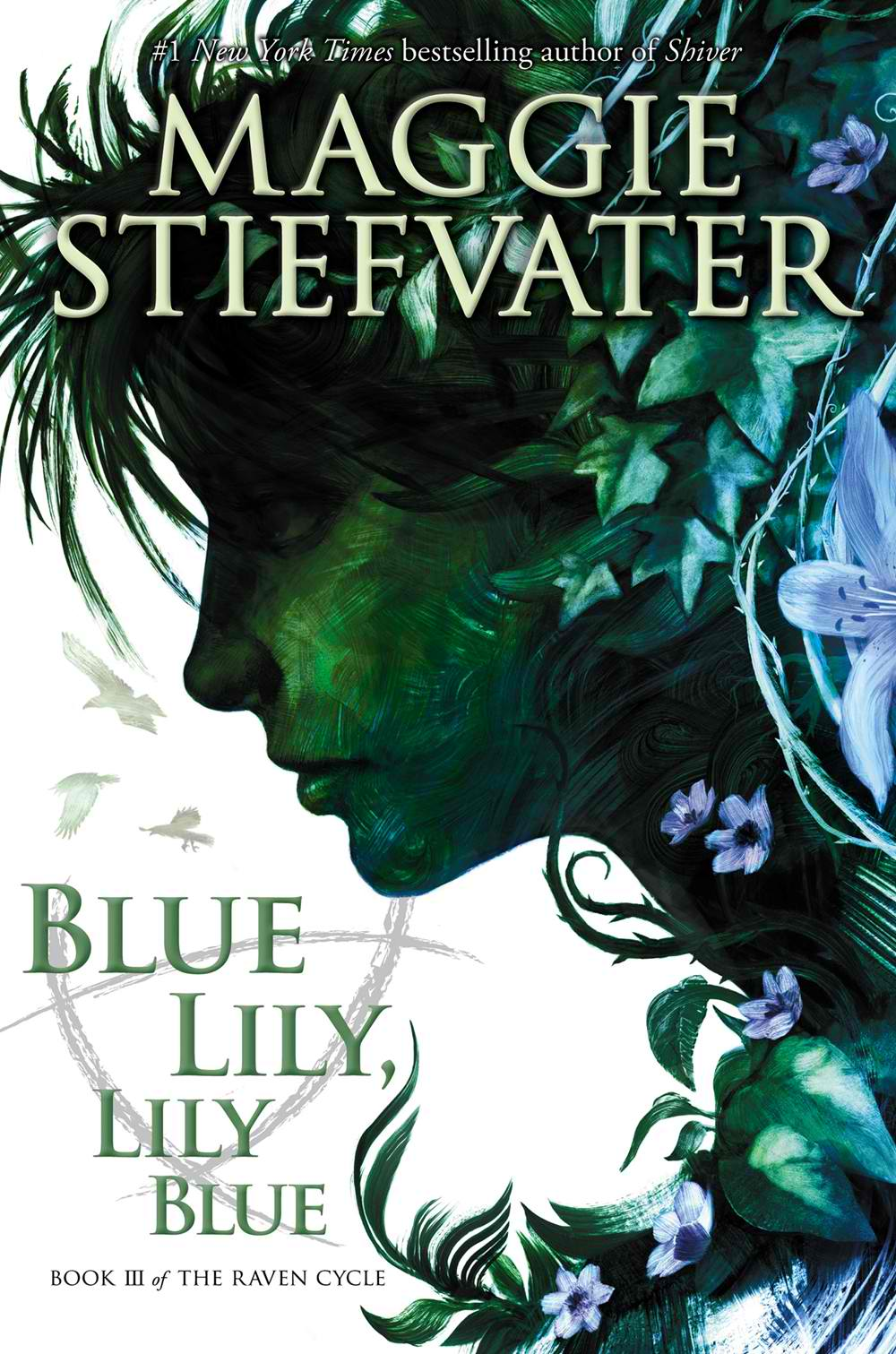 Image result for blue lily lily blue cover