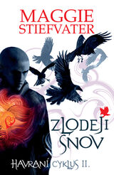 The Dream Thieves, Slovak cover