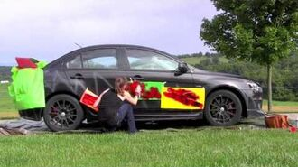 How to Graffiti a Car (In Just Under 3.5 Minutes)