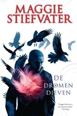 The Dream Thieves, Dutch cover