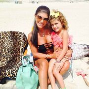 Audriana and Teresa Giudice