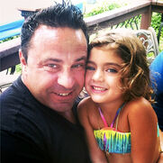 Joe and Audriana Giudice