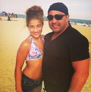 Gia and Joe Giudice