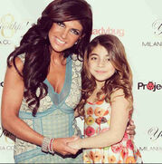 Milania and Teresa Giudice