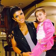 Teresa and Audriana Giudice