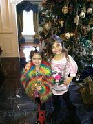 Audriana and Milania Giudice