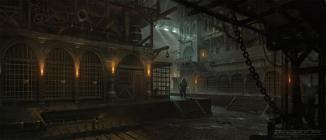 File:Acaratus concept art prison by klauspillon-d7ap9hx.jpg