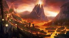 Wow artwork cataclysm hd