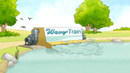S5E29.052 Wavy Train Wave Machine