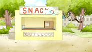 S7E11.108 Rigby Spraying the Snack Bar Sign