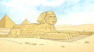S6E24.357 Great Sphinx of Giza
