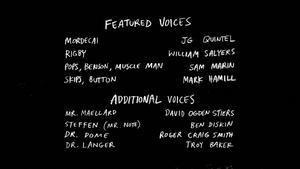 S7E28 The Button Credits