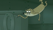 S6E23.105 Rigby Flushing Fast