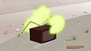 S6E07.139 Ghost Smoke Coming Out of the Hanatronic TV