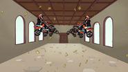 S4E13.164 Biker Guards Enter the Chamber