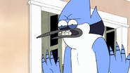 S8E27P1.020 Mordecai Stopping Rigby from Tell His Dream