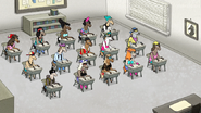 S6E21.052 Party Horse Classroom