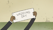 S6E28.086 Wedding Day Letter