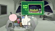 S8E18.013 Computer Revealing it's the Alpha Dome