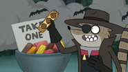 S8E19.226 Rigby Found the Peanut Butter Cups
