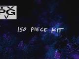 150 Piece Kit