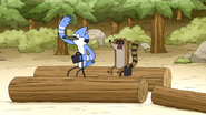 S5E07.004 Mordecai and Rigby Too Busy Play Games