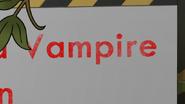 S8E19.141 Umpire is Really Vampire