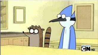 Regular Show - Diary Eileen Without glasses (HD)