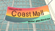 S6E19.062 Welcome to Coast Mall another great place to shop