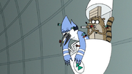 S7E05.400 Rigby Waking Up Mordecai