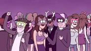 S5E14.051 Masquerade Partygoers 02