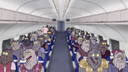 S7E09.199 Werewolves on a Plane