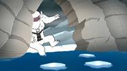 S8E20.171 Kai Tackles the Snow Mammoth