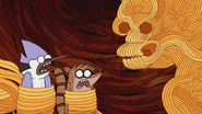 S7E24.169 The Duo Meeting the Spaghetti Monster