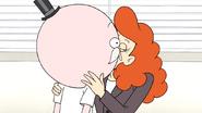 S7E17.090 Amy Kissing Pops