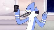 S5E37.024 Mordecai Going to Delete His Profile