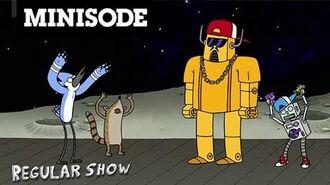 Regular Show - Robot Rap Battle - Minisode - Cartoon Network