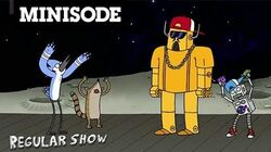 Regular Show - Robot Rap Battle - Minisode - Cartoon Network