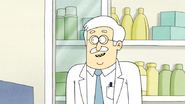 S4E25.045 The Pharmacist Offering Some Stuff