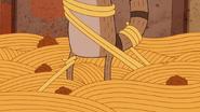 S7E24.164 Spaghetti Wrapping Around Rigby