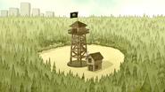S3E35.209 Gene's Watchtower