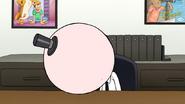 S7E17.111 Pops Face Down on His Desk