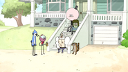 S6E06.023 Everyone Laughing at Rigby