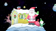 S8E23.116 Christmas House on Asteroid