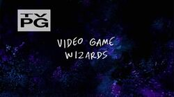 Videogamewizard titlescreen