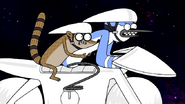 S7E11.218 Mordecai and Rigby Riding Hard